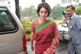 Priyanka Gandhi Participates in Congress Strategy Session for UP elections