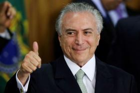 Brazil's President Reeling After Hush Money Claim