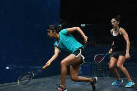 Joshna Chinappa Wins, but Dipika Pallikal Goes Down Fighting