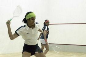 Squash: Joshna out of Hong Kong Open