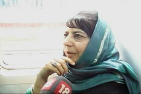 Mehbooba Asks Students to Refrain From Stone Pelting in Kashmir