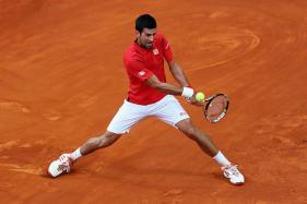French Open: Novak Djokovic Eases Into 2nd Round