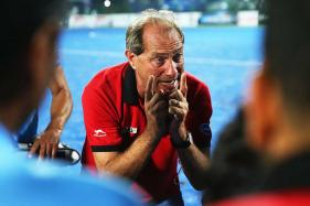 Need to Be Best in Every Match to Be Medal Contender: Oltmans