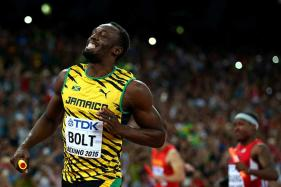 Bolt Eyes 'Triple Triple' As Athletics Emerges From Darkest Hour