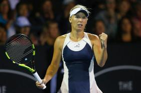 Caroline Wozniacki Battles into Tokyo Final