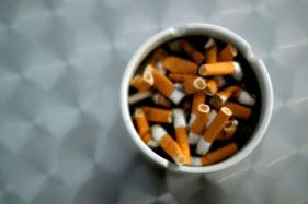 Thank You for Smoking: Cigarette Butts Can be Used To Build Roads
