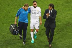 Dani Carvajal Charged by UEFA for 'Deliberate Booking'