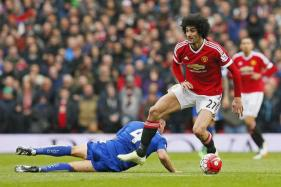 Fellaini Ruled Out of United Clash in Moscow