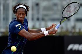 Gael Monfils Marches Into Dubai Tennis Championships Quarters