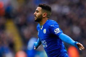 Leicester City Reject Roma Bid for Mahrez