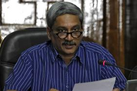Small Group Holding Majority to Ransom in Kashmir: Manohar Parrikar