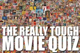The Really Tough Movie Quiz: October 21