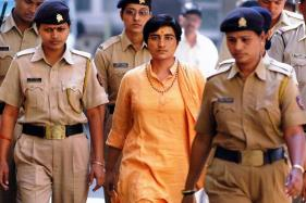 ATS Tortured me, Congress Conspired Against me: Sadhvi Pragya