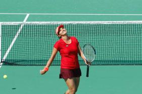 Sania-Shuai Peng out of China Open After Semifinal Loss