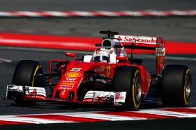 Canadian Grand Prix: Vettel fastest As Ferrari Dominate Final Practice