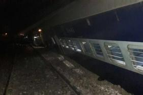 12 Coaches of Express Train Derail in Ker, None Injured