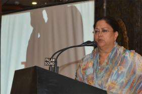 BJP Clears Air, Says Vasundhara Raje Will Serve Her CM Term in Rajasthan