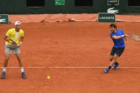 Feliciano, Marc Storm into French Open Men's Doubles Final
