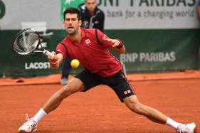 Djokovic Sets Up French Open Semifinal Clash With Thiem