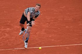 Berdych Fumes at French Open Organisers' Decision to Stop Play