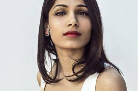 Freida Pinto Celebrates International Scotch Day
