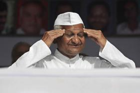Anna Hazare Feels Artists are Beyond Religion and Country