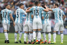 FIFA WC Qualifers: Higuain Axed From Argentina Squad