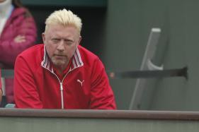 German Tennis Legend Becker Faces Huge Debt Claims