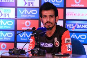 I Just Can't Wait to Wear India Jersey: Yuzvendra Chahal