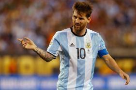 Barcelona Backs Lionel Messi, Calls Four-Match Ban 'Unfair'