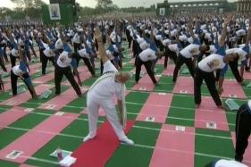 5,000 Armymen To Take Part In Yoga Day