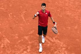 Djokovic Eases into French Open Quarter-Finals
