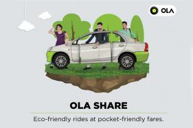 Ola Share expands to 3 new cities