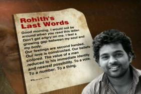 Rohit Vemula was Dalit, Judicial Commission's Report Fake: NCSC