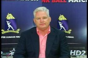Dean Jones Loses Cool as Aussies Sink in Indore