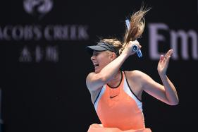 Maria Sharapova Targets Top Spot After Return To Action