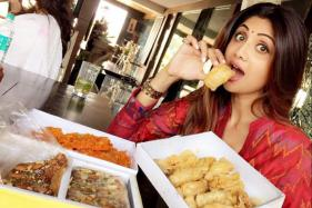 Check Out What Shilpa Shetty Likes to Eat on Her Cheat Days
