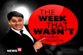 Watch: The Week That Wasn't Show With Cyrus Broacha