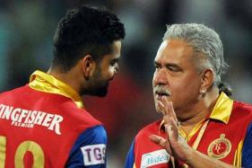 Vijay Mallya Watched IPL Final in London, Proved Unlucky for Team