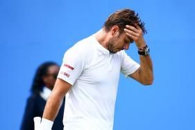 Stan Wawrinka's Comeback Takes Hit As He Retires Hurt in Marseille