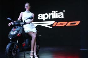 Piaggio to Launch Aprilia SR 150 Scooter at Rs 65,000