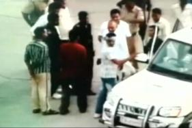 Rajasthan BJP MP Slaps Toll Booth Worker in Bharatpur