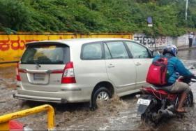 Monsoon Wreaks Havoc, Traffic Jams Bring Bengaluru to a Standstill