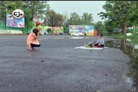 Citizen Journalist: Capital's Pothole Mess