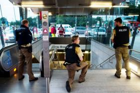 Munich Attack: Gunmen Go On Shooting Spree Inside Mall, City Under Lockdown