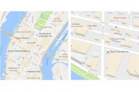 Google Updates Maps With 'Areas of Interest'