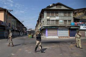 Four Terrorists Arrested, One Killed in Kashmir