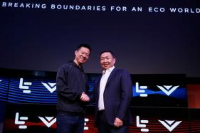 LeEco Acquires Vizio for $2 Billion