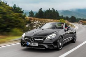 Mercedes-AMG SLC 43 to Launch in India on July 26
