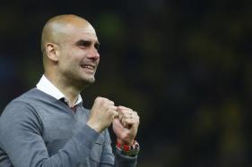 Guardiola Ticks Pizza Off Manchester City Menu in Weight Crackdown